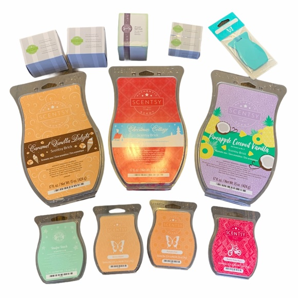 Scentsy Lot 🌻